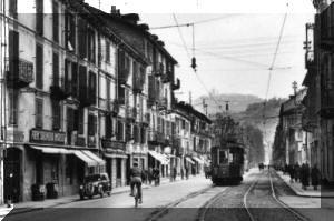 Storia della vie di Torino