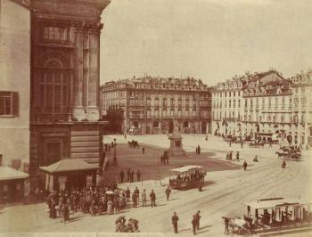 Torino Piazza Castello