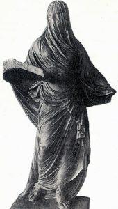 Statua velata Principessa Russa