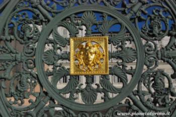 La Medusa di Palazzo Reale
