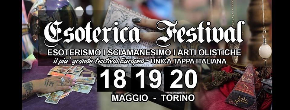 Festival Esoterismo Torino