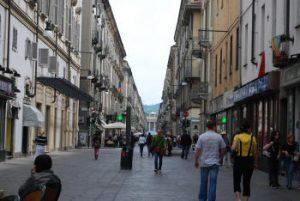 Torino Via Garibaldi